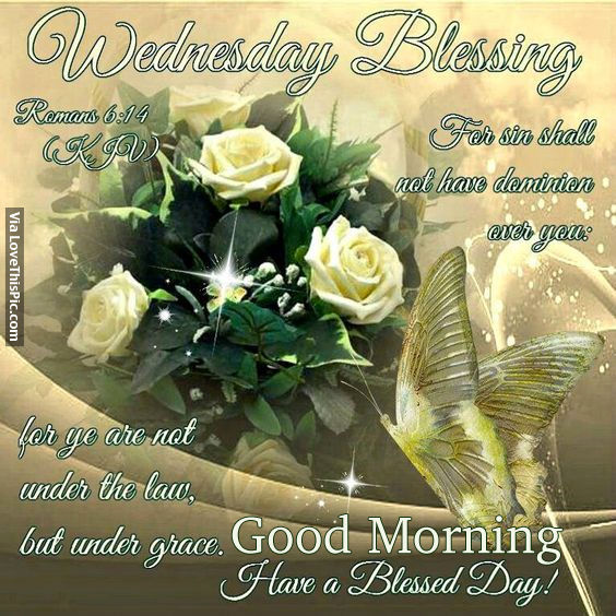 Wed Morning Quotes: Wednesday Blessings, Good Morning Pictures, Photos, And