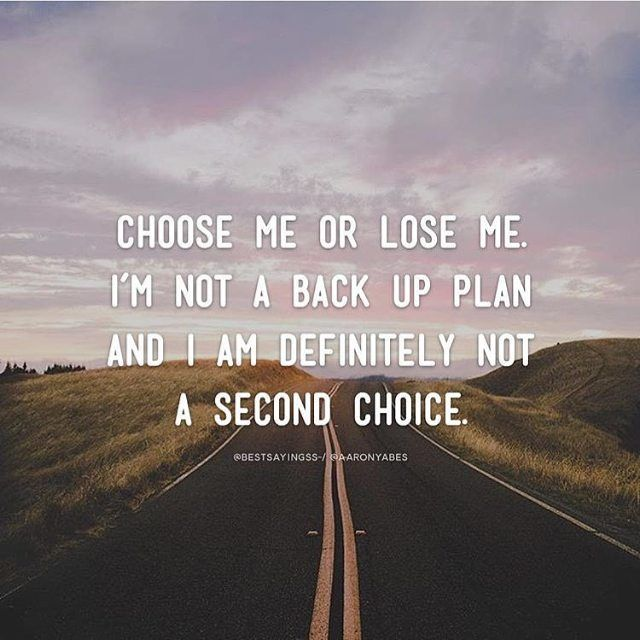 Choose Me Or Lose Me Pictures, Photos, and Images for ...