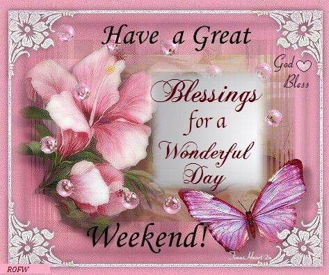 Image result for weekend blessings animated