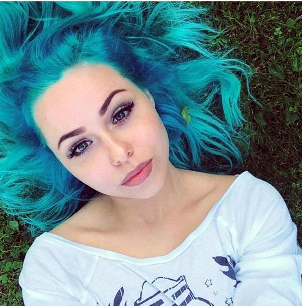 Aquamarine Hairstyle Pictures, Photos, and Images for ...