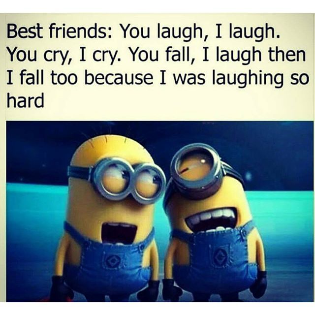 Nice Best Friend Minion Quotes