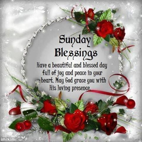 Sunday Blessings Have A Beautiful Day Pictures, Photos, and Images for Facebook, Tumblr ...