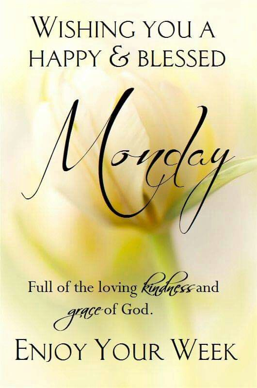 Wishing you a happy blessed monday pictures photos and images wishing you a happy blessed monday m4hsunfo Choice Image