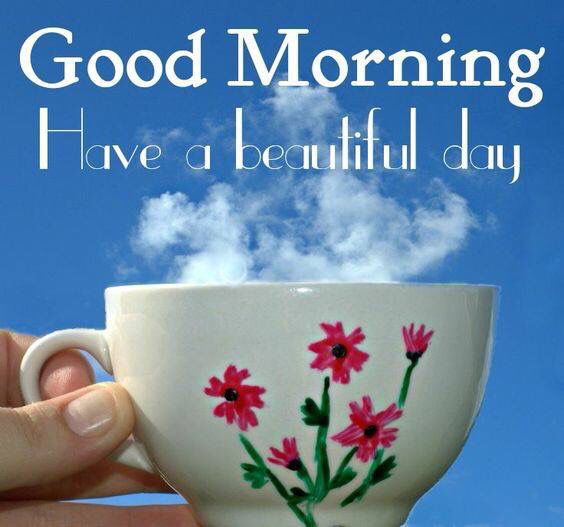 Beautiful Quote For The Day: Good Morning Have A Beautiful Day Coffee Quote Pictures