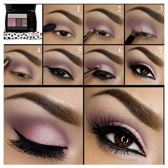 light purple eye makeup tutorial pictures photos and images for