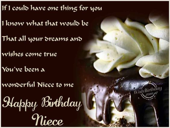 Good Morning Beautiful Niece : Happy birthday niece pictures photos and images for