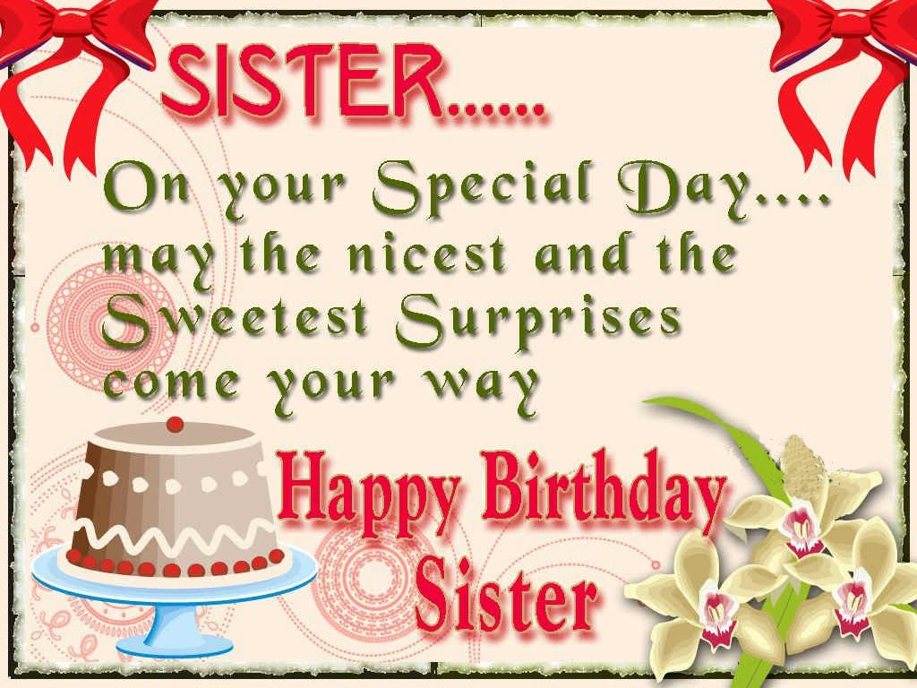 Happy Birthday Sister Pictures, Photos, and Images for ...