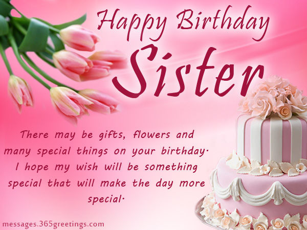 happy birthday letter to my sister happy birthday pictures photos and images for 16057