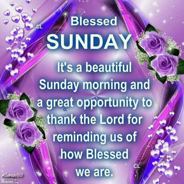 Blessed Sunday Pictures, Photos, and Images for Facebook ...