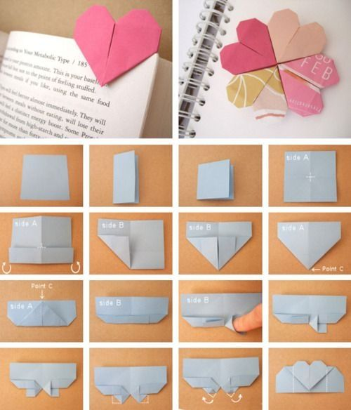 Diy Book Marks: DIY Bookmark Pictures, Photos, And Images For Facebook