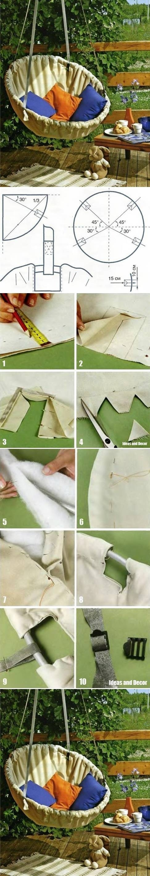 hammock chair diy ~ diy hammock pictures, photos, and images for facebook