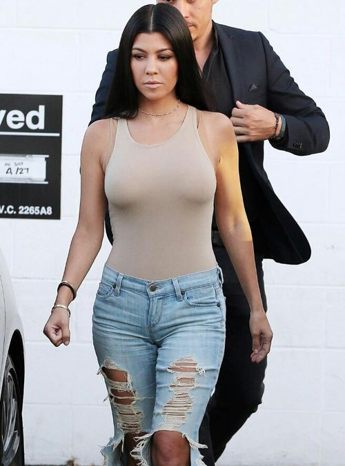 Pleasing Kourtney Kardashian Pictures Photos And Images For Facebook Hairstyles For Women Draintrainus