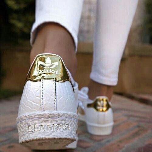 Personalized Adidas Superstar Shoes