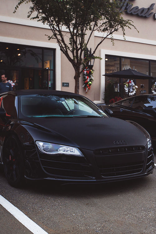 Matte Black Audi Pictures Photos And Images For Facebook