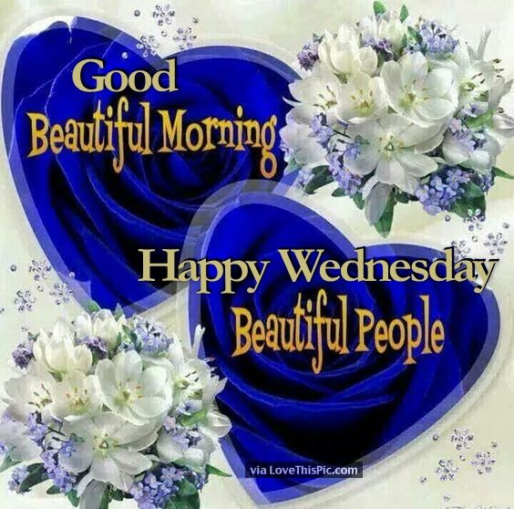 Happy Wednesday Beautiful People Pictures Photos And Images For