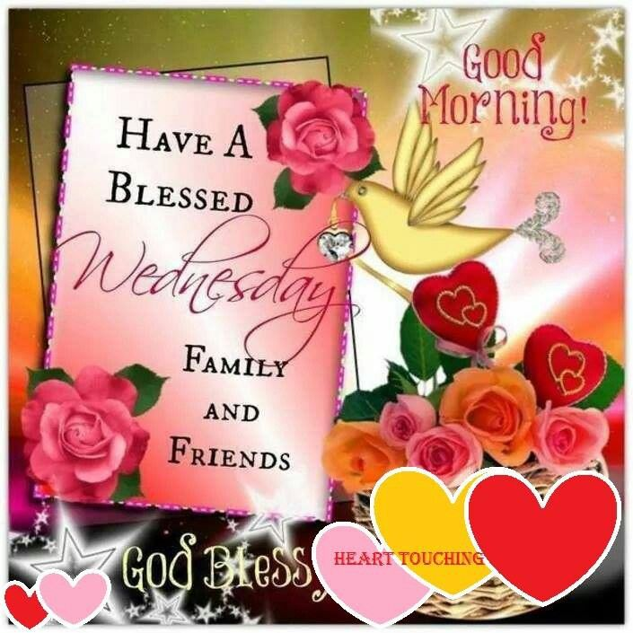 Good morning have a blessed wednesday pictures photos and images for