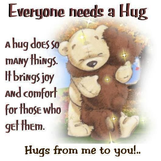 I Want To Cuddle With You Baby: Everyone Needs A Hug... Pictures, Photos, And Images For