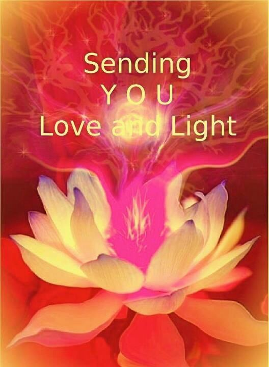 Sending You Love And Light Pictures, Photos, and Images ...
