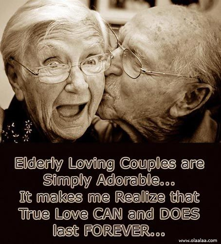 True Love Can And Does Last Forever Pictures, Photos, and ...