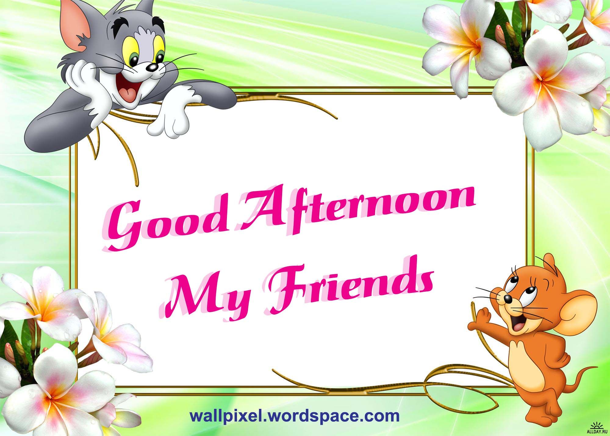 Good Afternoon My Friends Pictures, Photos, and Images for