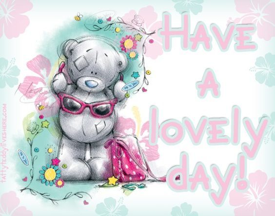 have a lovely day tatty bear quote pictures photos and images for