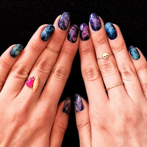Galaxy Nail Designs Pictures Photos And Images For Facebook