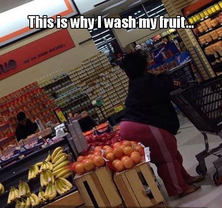 Do It Yourself Car Wash >> This Is Why I Wash My Fruit Pictures, Photos, and Images ...