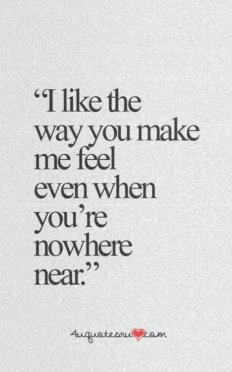 I Want You To Feel Loved Quotes: Nowhere Near Pictures, Photos, And Images For Facebook