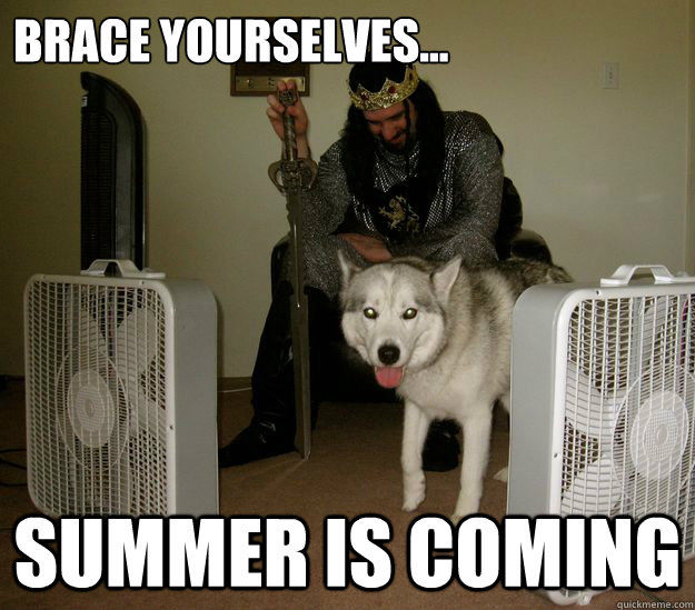 Brace Yourselves, Summer Is Coming Pictures, Photos, and Images for Facebook,...