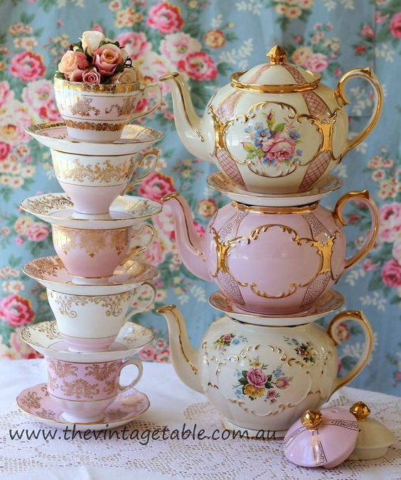 Beautiful Teapots amp Teacups Pictures Photos And Images