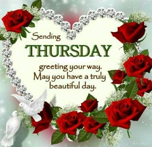 Best Thursday Wishes Quote: Sending Thursday Blessings Your Way Pictures, Photos, And
