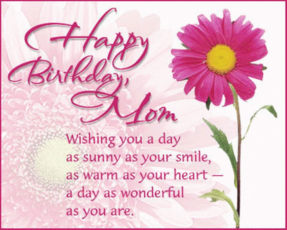 Happy Birthday Mom Pictures, Photos, and Images for ...