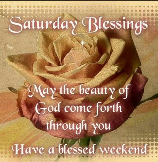 Image result for have a blessed weekend