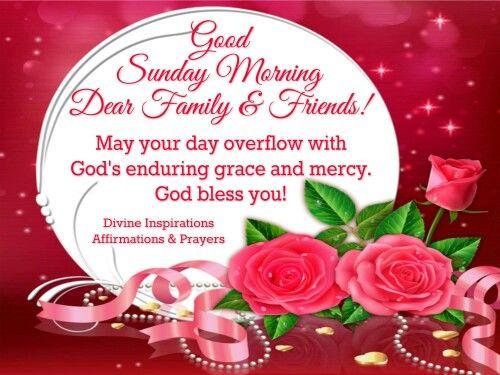 Good sunday morning dear family friends pictures photos and good sunday morning dear family friends m4hsunfo