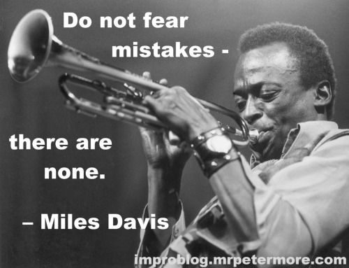 Do Not Fear Mistakes There Are None Pictures Photos And