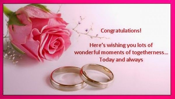 Congratulations Heres Wishing You Lots Of Wonderful