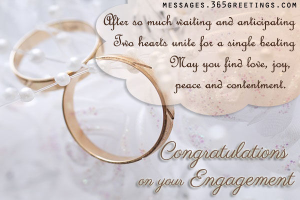 Congratulations On Your Engagement Pictures Photos And