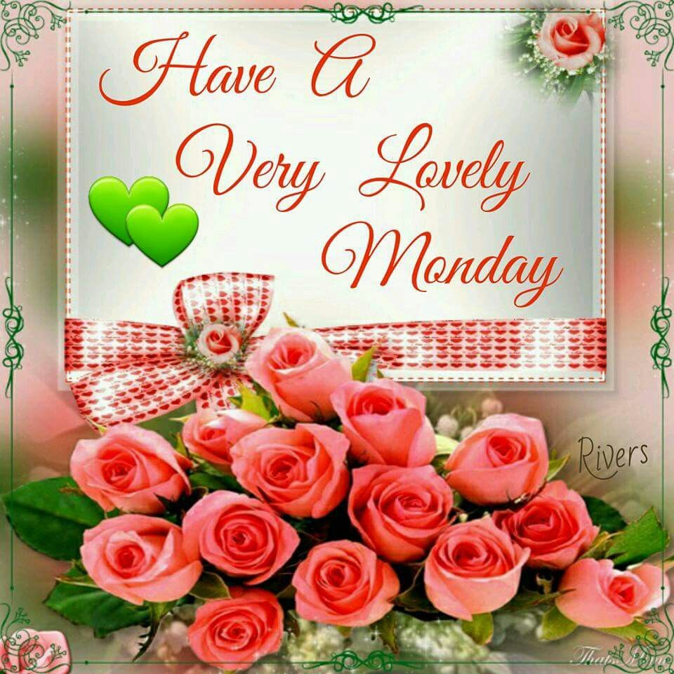 Have a very lovely monday pictures photos and images for have a very lovely monday kristyandbryce Images