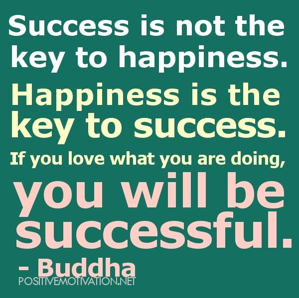 Success Is Not The Key To Happiness Pictures, Photos, And