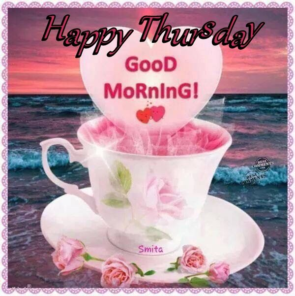 Happy Thursday Good Morning Heart Pictures, Photos, And