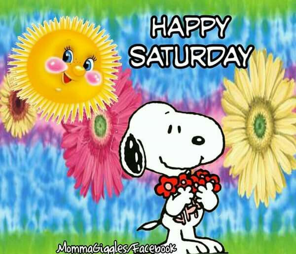 Colorful Snoopy Saturday Quote Pictures, Photos, and ... Good Morning Happy Monday Quotes