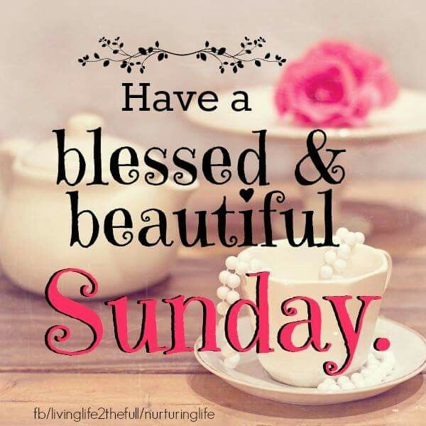 Good Morning Sunday Love Pics : Have a beautiful and blessed sunday pictures photos