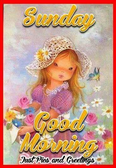 Good Morning Sunday Cute Images : Sunday good morning cute quote pictures photos and