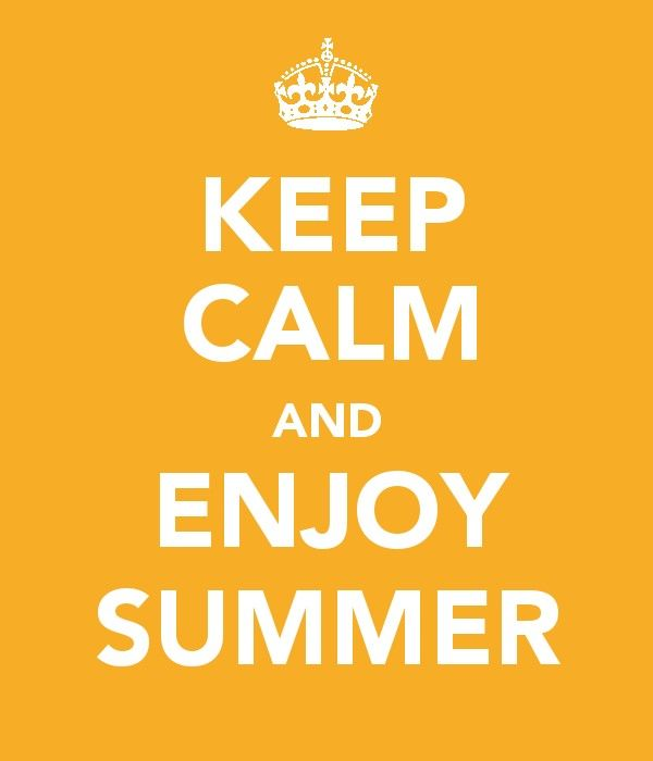keep calm and enjoy your summer pictures photos and images for