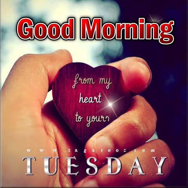Good Morning Tuesday From My Heart To Yours Pictures