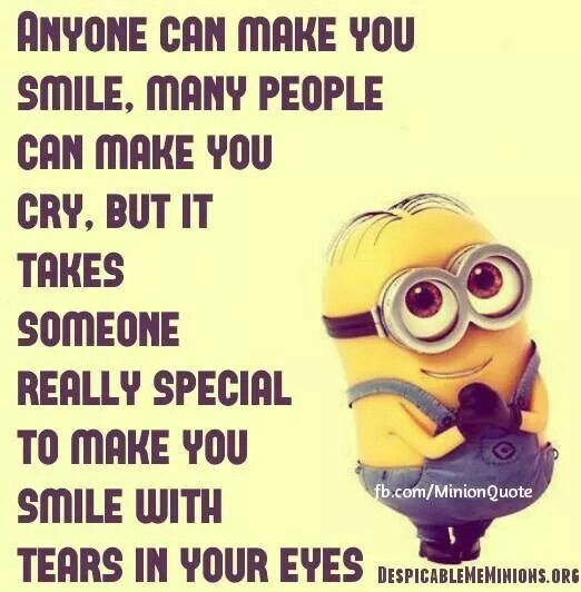 Special Friend Funny Quotes: It Takes Someone Really Special To Make You Smile With