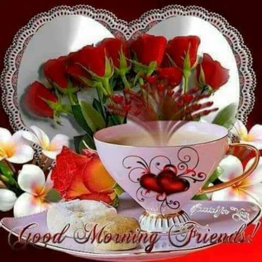 Good Morning Friends Pictures, Photos, and Images for