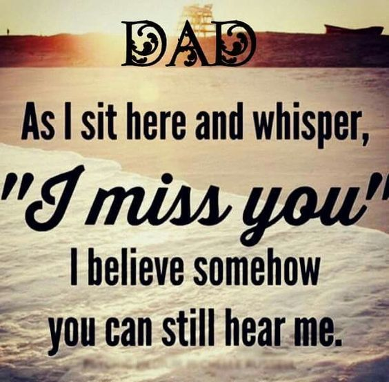 Dad I Miss You Pictures, Photos, and Images for Facebook ... I Miss You Daddy Quotes