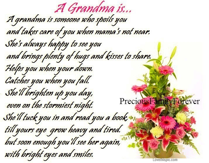 Cute Grandma Quotes Quotesgram