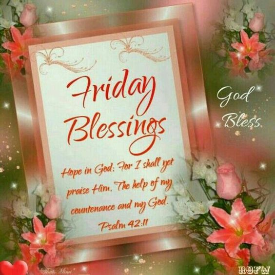 Friday Blessings on Christmas Crafts For Kids Morning